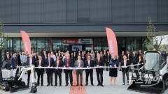 두산밥캣, 체코에 EMEA 신사옥 개소…유럽·중동 사업 확대