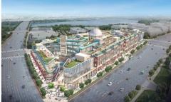 돔형 쌈지길 상업시설...'시흥 센트럴돔 그랑트리' 입점 시작