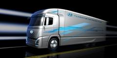 현대차, 세계 최초 전기트럭 '포터'…스위스에 1600대 수출