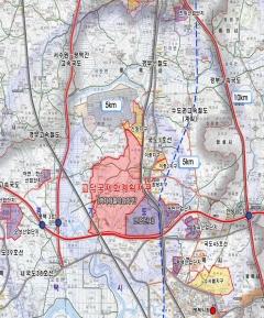 경기도, 고덕국제신도시 1단계 구역 지적공부 확정·시행