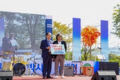 임실 삼계초등학교 개교 100주년 기념식 열려