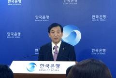 """이주열 한은 총재 """"통화정책 대응력 아직 남아있다"""""""