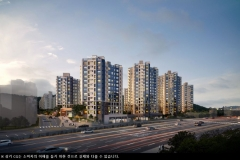 KCC건설, '이수 스위첸 포레힐즈' 모델하우스 18일 개관