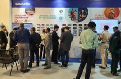 삼성전자, 인도 5G 시장 공략 속도…현지 통신사와 서비스 시연