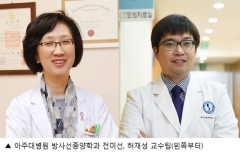 """아주대병원 전미선·허재성 교수팀 """"유방암 환자, 대사성 질환도 눈여겨 봐야"""""""