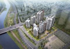 태영건설 '수성 데시앙 리버뷰' 18일 모델하우스 오픈