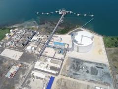 포스코건설, 파나마 '최대 복합화력발전소+LNG 터미널' 종합 준공