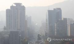 내일 수도권 전역 미세먼지 예비저감조치…올 가을 첫 시행