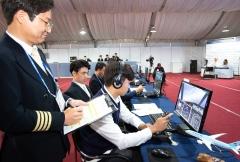 대한항공, '플라이트 시뮬레이션 콘테스트' 개최