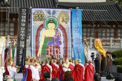 광주문화재단, 2019 무등울림 마지막 '불교영산재 의식'