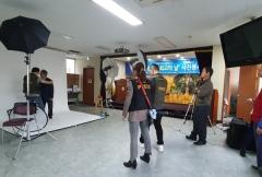 국제로타리 3700지구, 성주어르신 대상 기념촬영 봉사활동