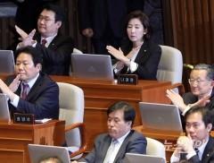 복지는 퍼주기, 5.18은 진영, SOC는 선거용…한국당 삭감 주장 들여다봤더니