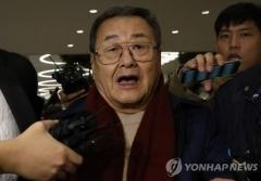 '가사도우미 성폭행' 김준기 전 DB 회장 구속영장 청구