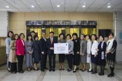 계명문화대 유아교육과 총동창회, 대학발전기금 기부