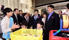 인천시교육청, 인천직업교육박람회 개막...직업계高 축제 한마당