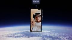 삼성전자, 갤럭시S10 5G 활용한 '스페이스 셀피' 캠페인 진행