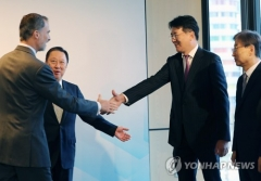 조원태, 대내외 공격행보…총수 리더십 '굳건'