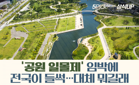 '공원 일몰제' 임박에 전국이 들썩…대체 뭐길래