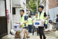 새마을금고중앙회, 여름 특별보호대책 공로에 서울특별시장 표창