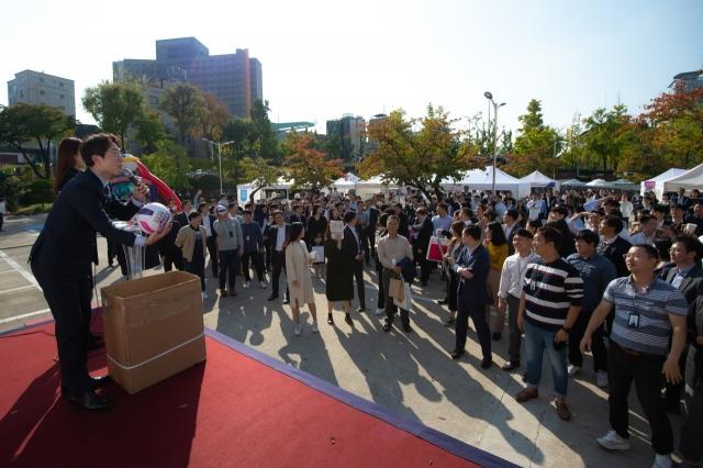 태광그룹, 사회공헌 활동 공유 '큰 빛 한마당' 개최