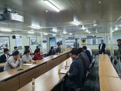 인천도시공사, 지역자재업체 판로 확대 지원...건설업계 `큰 호응`