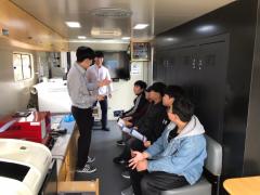 석유관리원, '충북진로교육박람회' 참가...진로체험 프로그램 진행