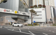 용인시, 기흥역 환승주차장 11월부터 운영···24시간 개방