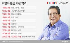 한샘 가구 1등 만든 '샐러리맨 신화' 최양하 회장