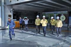 인천교통공사, 제413차 민방위의 날 `지진대피훈련`