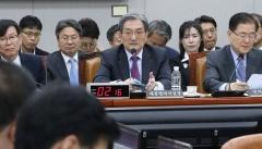 """청와대 국감서 '조국 논란' 재점화···野 """"노영민 책임져야"""""""