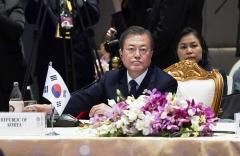 """한·아세안 특별정상회의…""""신남방정책 수준 끌어올린다"""""""