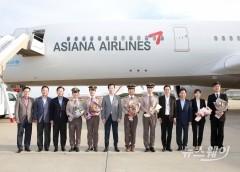 아시아나항공, 中노선 회복세…영업 경쟁력 강화 속도