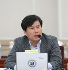 이혁제 도의원, 전남고교 재 시험 민선 3기 들어 크게 증가