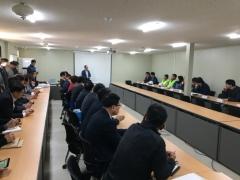 인천도시공사, 지역자재업체 판로 지원 `큰 호응`
