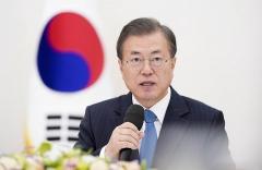 """문 대통령 """"이달 말 1차 경기대책 발표""""…경기위축 우려 실효성 강조"""