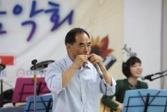 농어촌공사, 계산원과의 7년 인연···작은 음악회 열고 마음 나눔