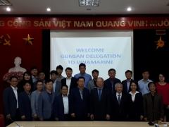 전북도·군산시·군산해수청,  베트남 하노이에서 '군산항 Port-Sales 행사' 개최