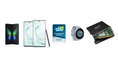 삼성전자, CES 2020 역대 최다 혁신상…TV·오디오·모니터 등 46개 부문 '훨훨'