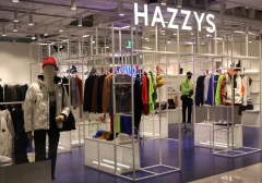 헤지스, 영등포 타임스퀘어에 男 패션 토털 매장 오픈