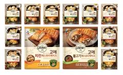 CJ제일제당, 냉동 베이커리 제품 '고메 베이크' 출시