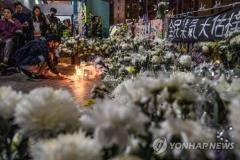 중국군이 홍콩도로 청소…시진핑 '질서회복' 강조 후 등장