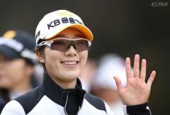 안송이, KLPGA 마지막 대회서 첫 우승