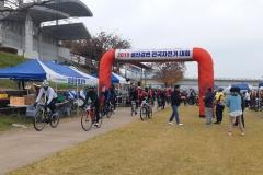 2019 순창 섬진강변 전국자전거 대회 성료