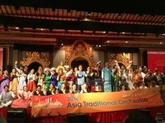 아시아전통오케스트라, 印尼 자카르타, 발리 순회 공연 성료