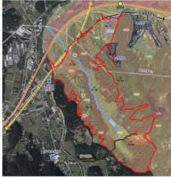담양 고서 보촌지구 도시개발사업 예정지 토지거래허가구역 지정