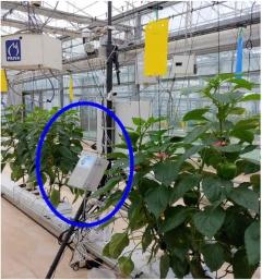 농기평 지원, '클라우드형 스마트팜 통합제어장치 개발' 성공