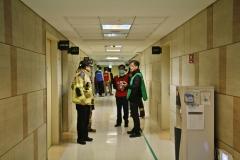 인천의료원-송현119안전센터, 합동 소방훈련