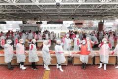 한국마사회, 15톤 김치 기부…14년간 지속된 소외계층 겨울나기 지원