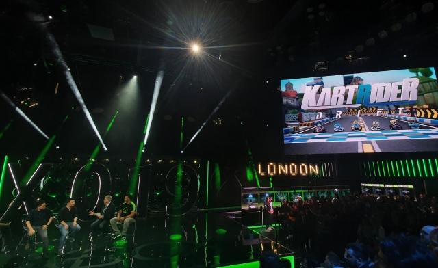 넥슨, 런던 X019에서 첫 글로벌 멀티 플랫폼 프로젝트 공개