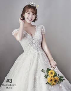 나비 결혼, 신랑은 비연예인…결혼식 사회 김신영